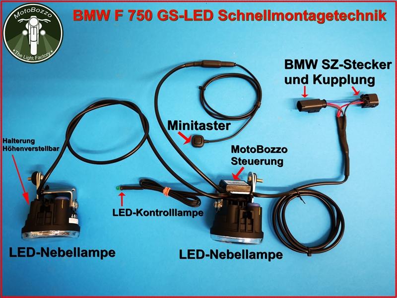 Schaltplan Bmw R1200gs