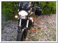 Kawasaki Versys 08 Fog/Driving lights