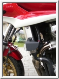Honda CB 1300 Foglamps radiator bracket
