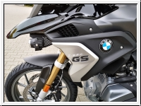 R 1200 GS LC LED up to 2018 Black Fog/driving lamps
