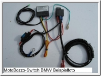 MotoBozzo-Switch with cable harness