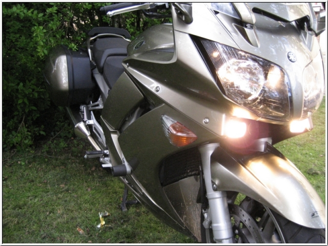 Simple Driving Light Wiring