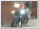 BMW R1200GS ADV LED Foglamps Black