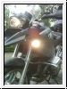 R 1200 GS to 07 H8 Fog/driving lamps black